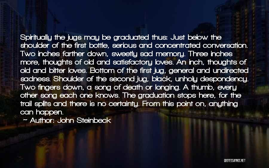 Black Humour Quotes By John Steinbeck