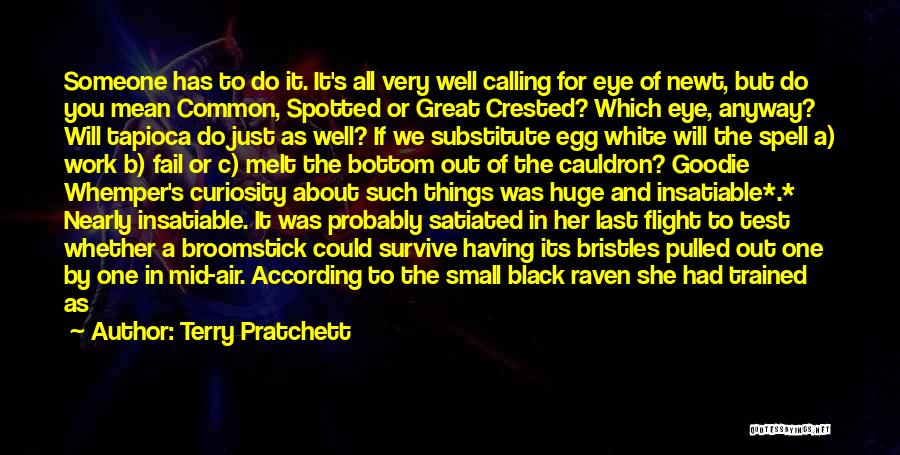 Black Humour Quotes By Terry Pratchett