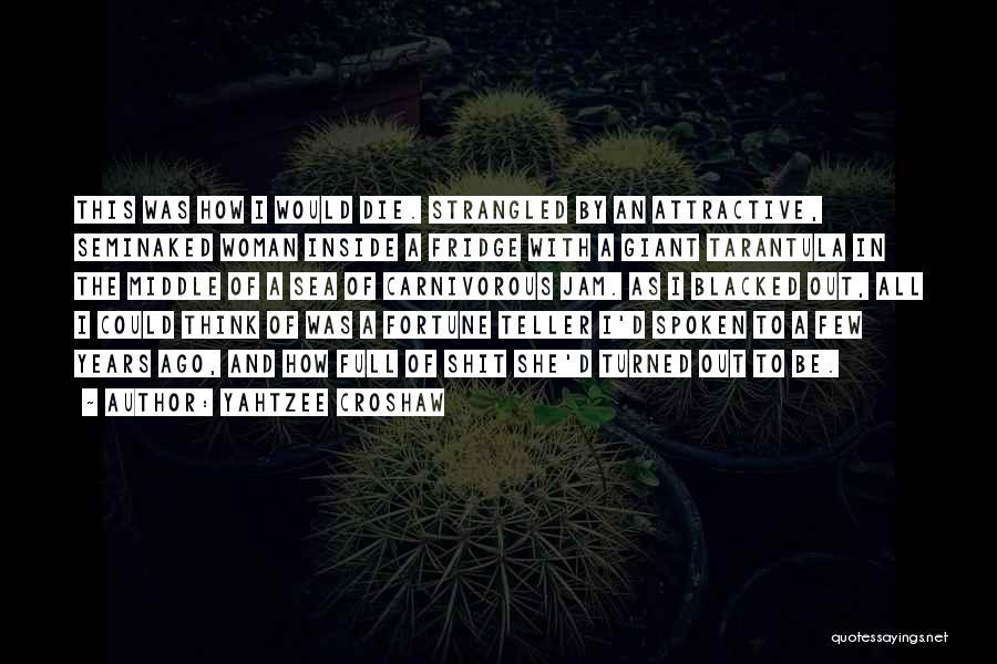 Black Humour Quotes By Yahtzee Croshaw
