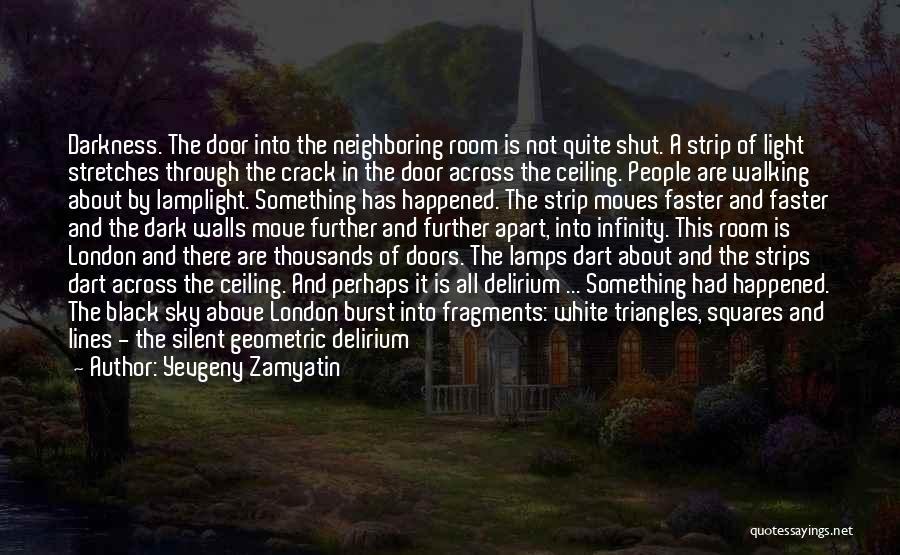 Black Plague Quotes By Yevgeny Zamyatin