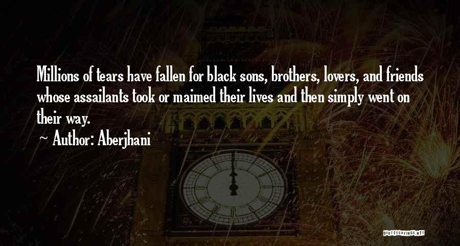 Black Son Quotes By Aberjhani