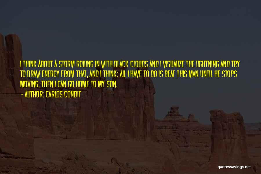 Black Son Quotes By Carlos Condit