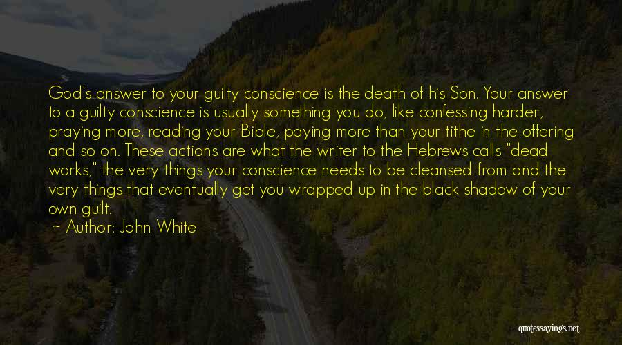 Black Son Quotes By John White