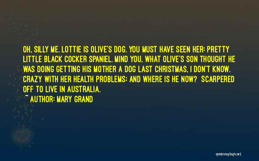 Black Son Quotes By Mary Grand