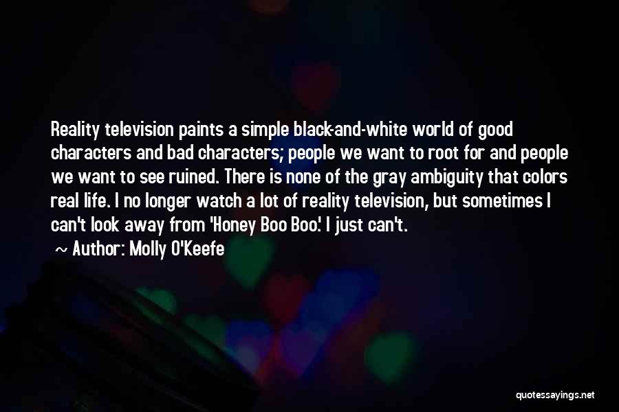 Black White And Gray Quotes By Molly O'Keefe