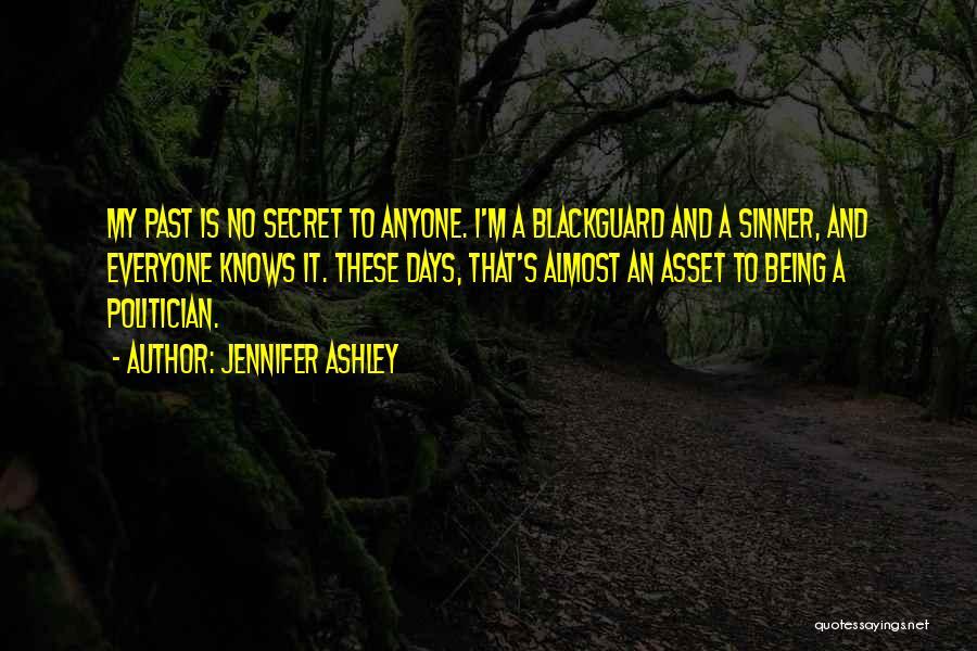 Blackguard Quotes By Jennifer Ashley
