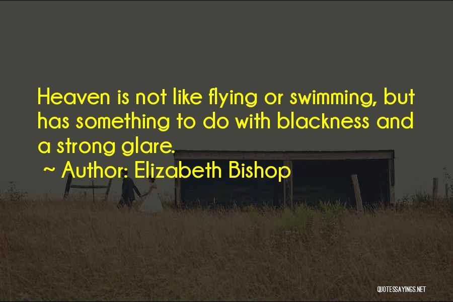 Blackness Quotes By Elizabeth Bishop