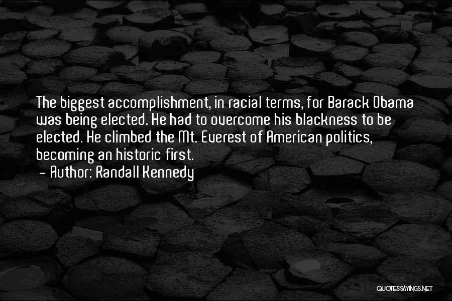 Blackness Quotes By Randall Kennedy