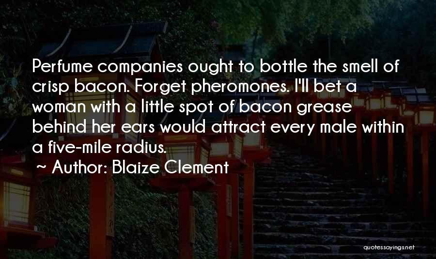 Blaize Clement Quotes 1497027
