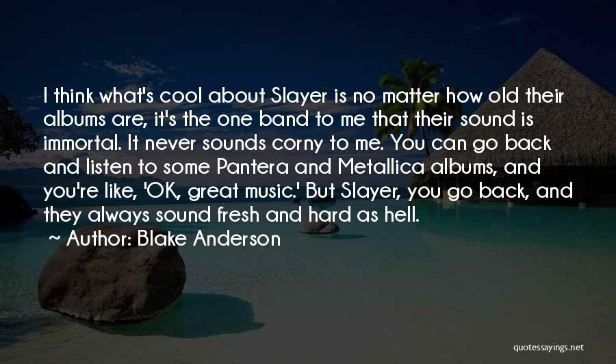 Blake Anderson Quotes 586522