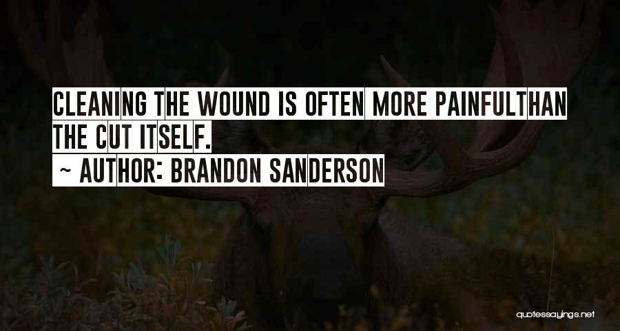 Bleeder Quotes By Brandon Sanderson