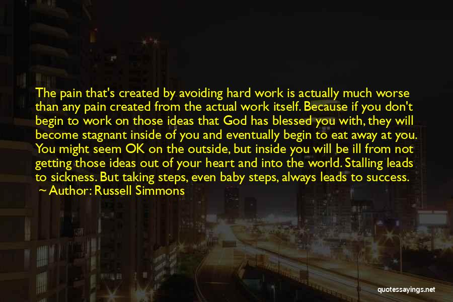 Blessed By God Quotes By Russell Simmons