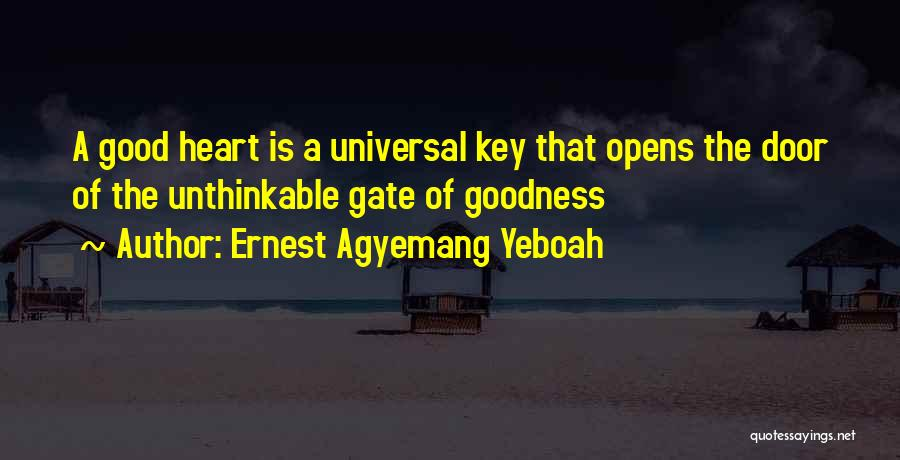 Blessings In Your Life Quotes By Ernest Agyemang Yeboah