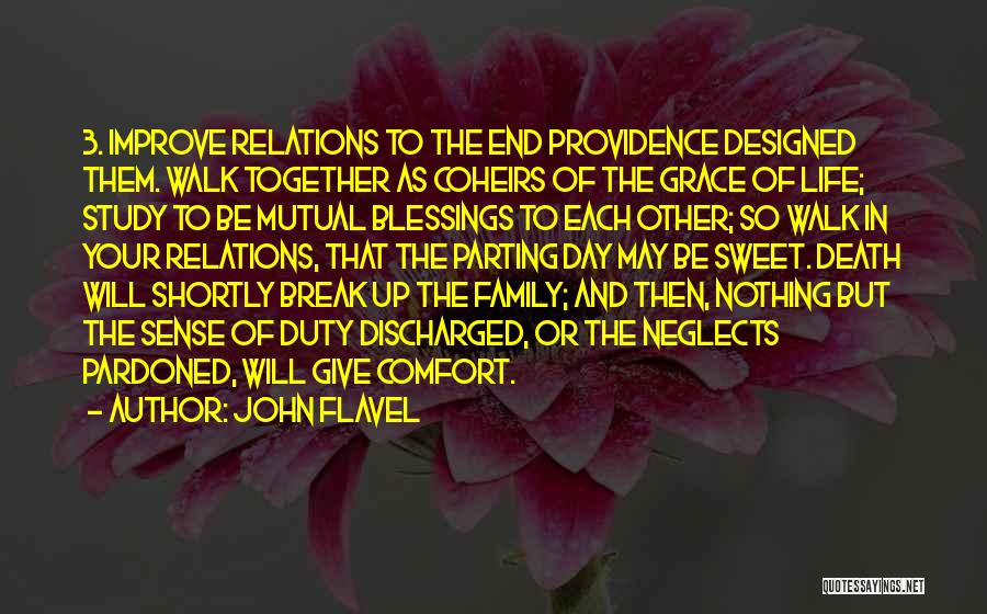 Blessings In Your Life Quotes By John Flavel