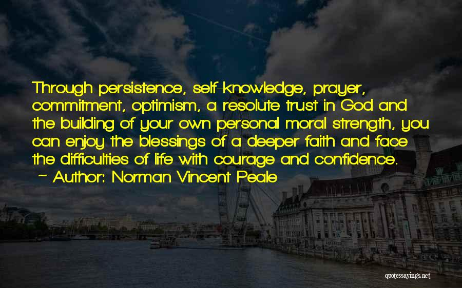 Blessings In Your Life Quotes By Norman Vincent Peale