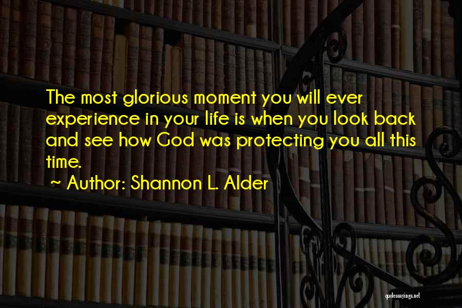 Blessings In Your Life Quotes By Shannon L. Alder