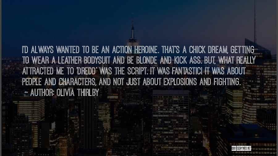 Blonde Quotes By Olivia Thirlby