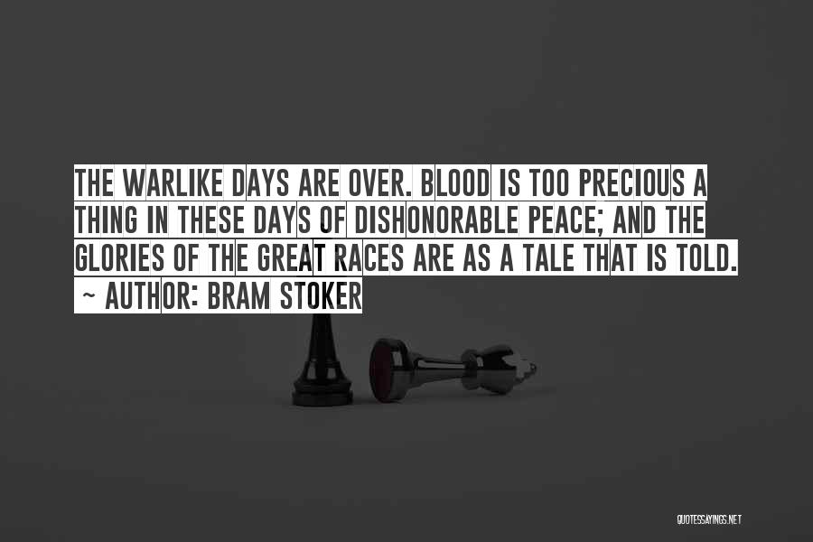Blood In Dracula Quotes By Bram Stoker