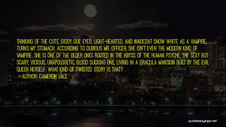 Blood In Dracula Quotes By Cameron Jace