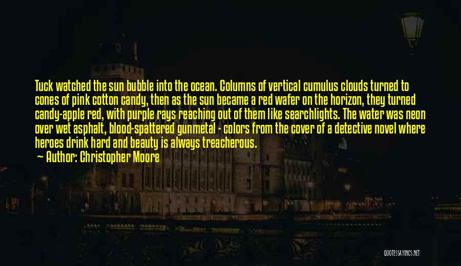 Blood Red Quotes By Christopher Moore