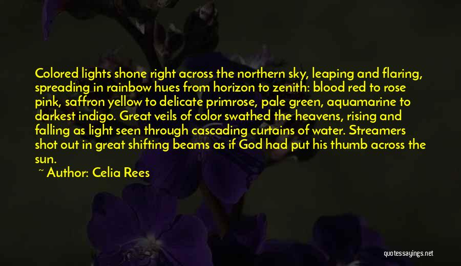 Blood Rose Quotes By Celia Rees
