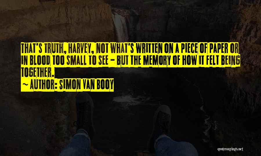 Bloodlines 2 Quotes By Simon Van Booy