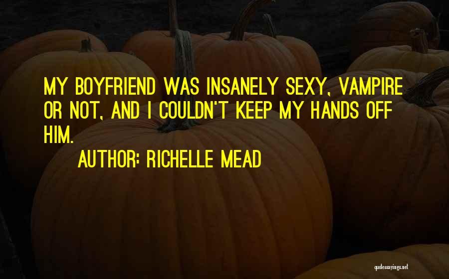 Bloodlines Series Quotes By Richelle Mead