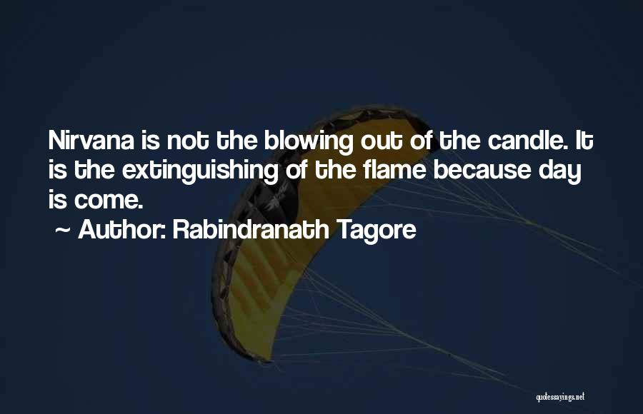 Blowing O's Quotes By Rabindranath Tagore