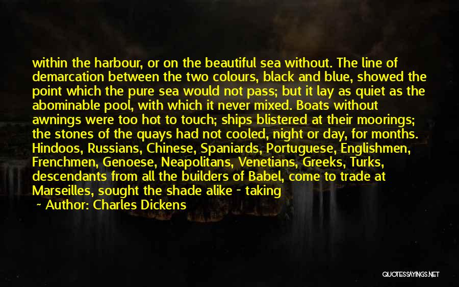 Blue Fire Quotes By Charles Dickens