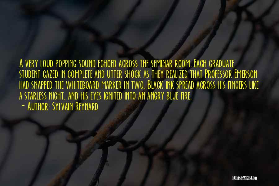 Blue Fire Quotes By Sylvain Reynard