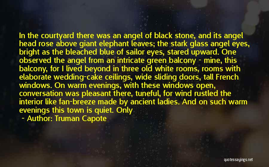 Blue Ivy Quotes By Truman Capote