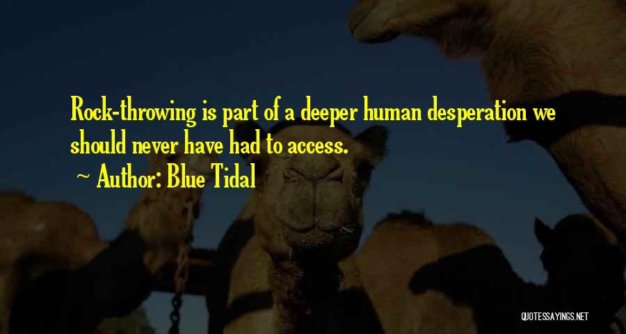 Blue Tidal Quotes 1921675