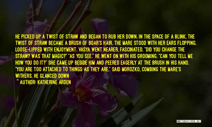 Boar Quotes By Katherine Arden