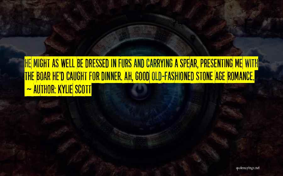 Boar Quotes By Kylie Scott