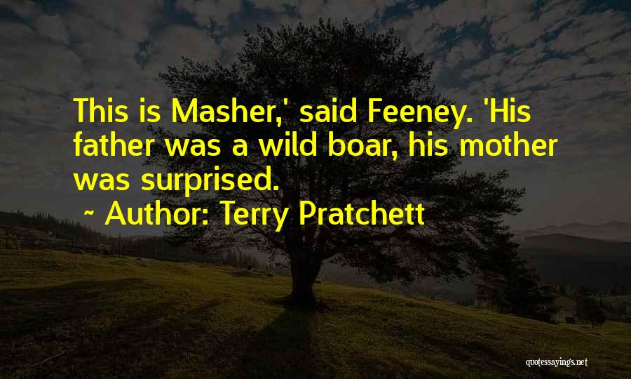 Boar Quotes By Terry Pratchett