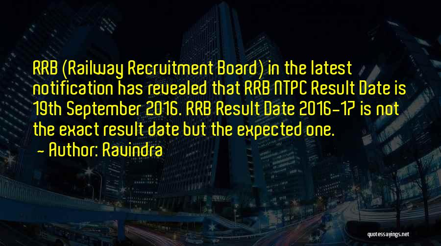 Board Exam Over Quotes By Ravindra