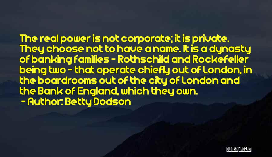 Boardrooms Quotes By Betty Dodson