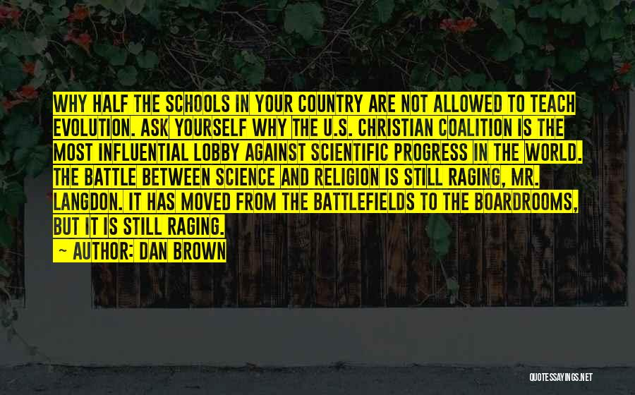 Boardrooms Quotes By Dan Brown
