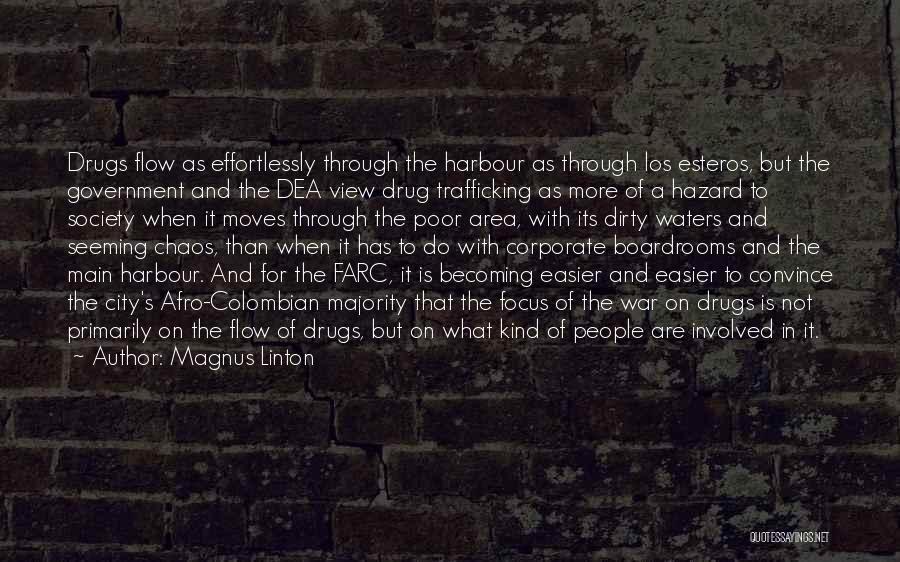 Boardrooms Quotes By Magnus Linton