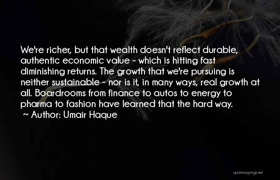 Boardrooms Quotes By Umair Haque