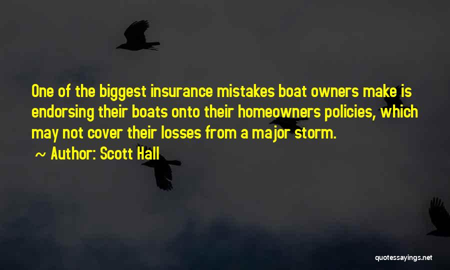 Boat Us Insurance Quotes By Scott Hall