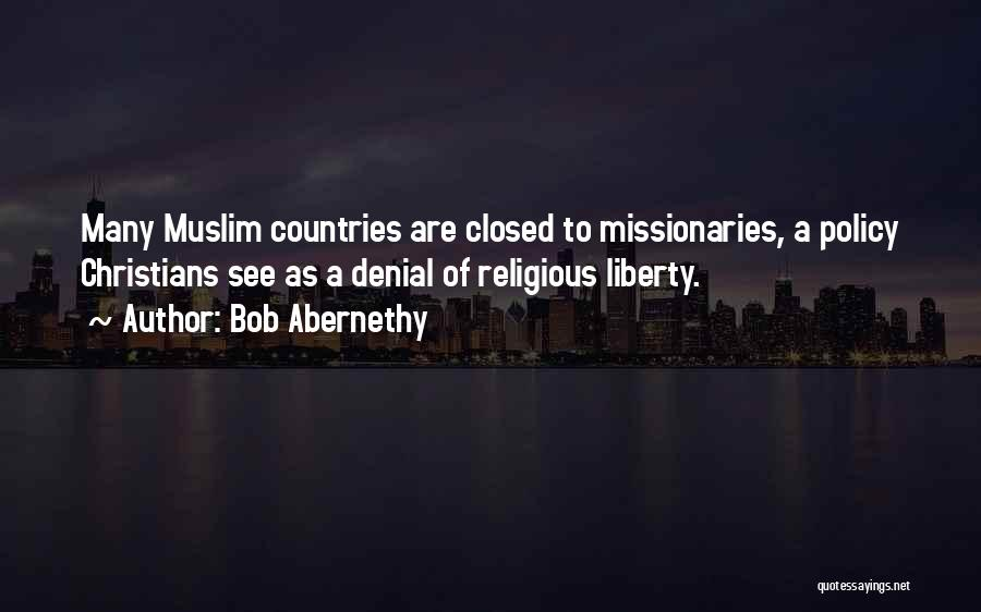 Bob Abernethy Quotes 1134366