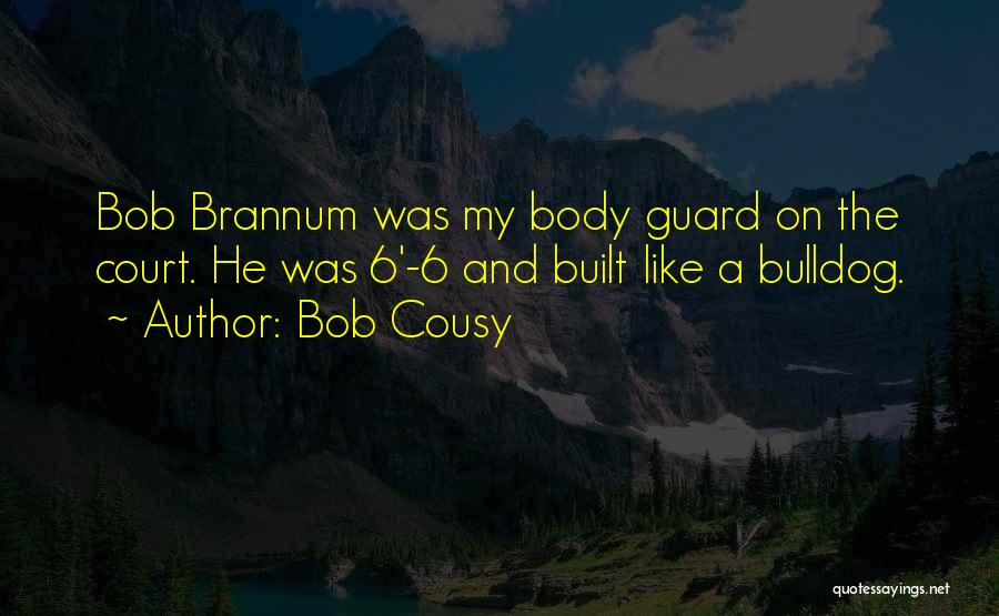 Bob Cousy Quotes 1779886