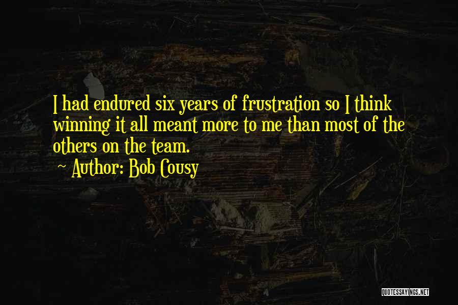 Bob Cousy Quotes 1872688