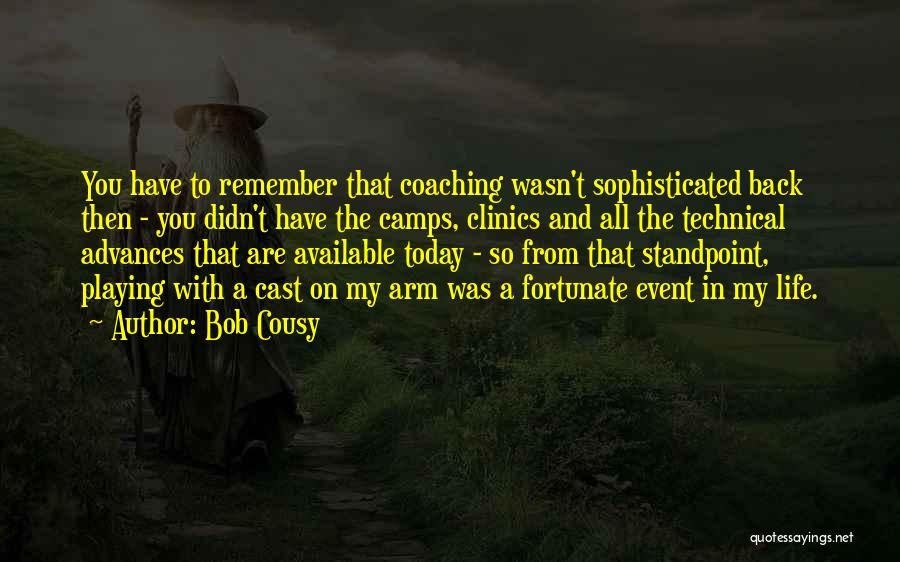 Bob Cousy Quotes 81690