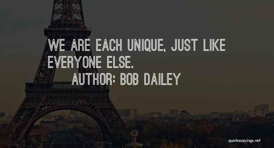 Bob Dailey Quotes 517343