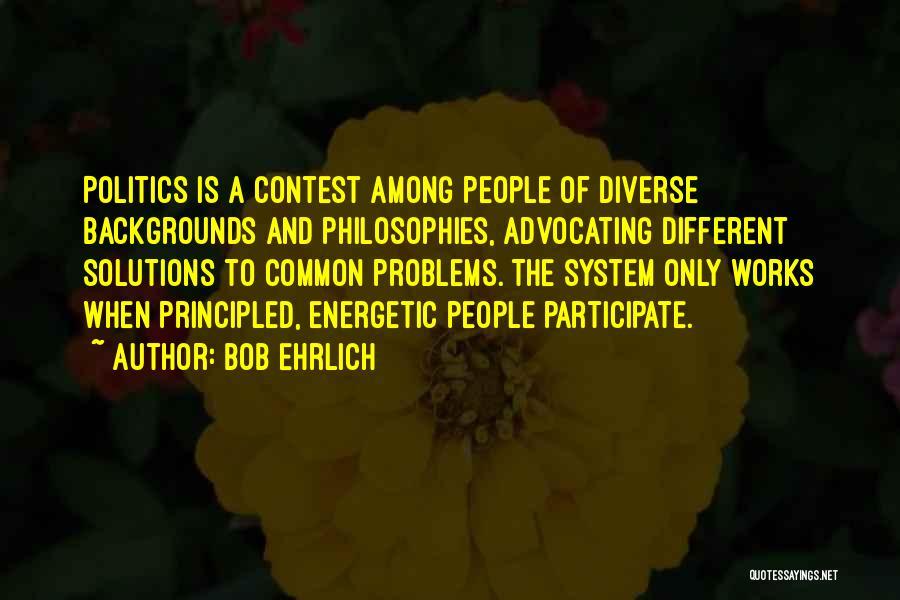 Bob Ehrlich Quotes 1196405