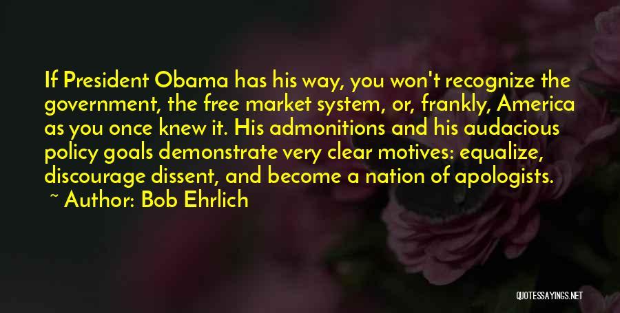 Bob Ehrlich Quotes 771081