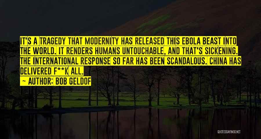 Bob Geldof Quotes 1205343