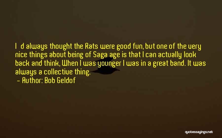 Bob Geldof Quotes 1364771